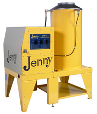 Jenny HPW3040-GES gas-fired hot water pressure washer