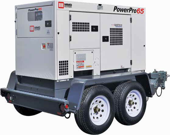 PowerPro generators by MMD Equipment