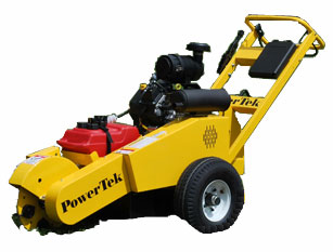 PowerTek 16-20 stump grinder
