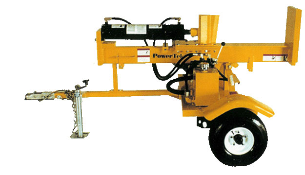 PowerTek 825VT log splitter