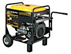 Subaru 10kW portable generator w/ electric start OHV engine