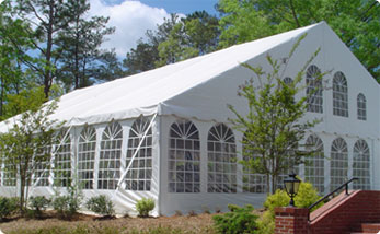 TopTec frame tents